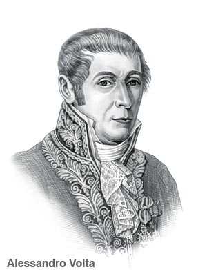 Alessandro Volta Fact For Kids